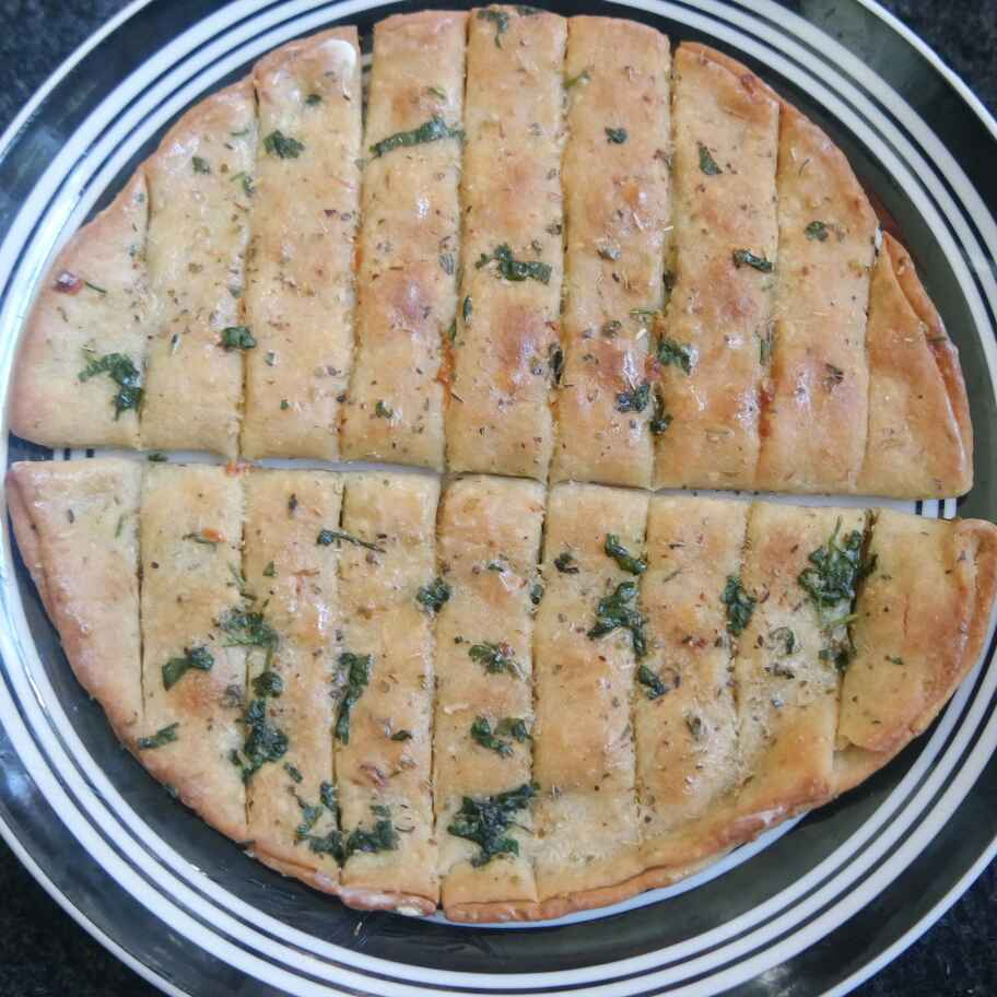 How to make Domino's Style Garlic Bread