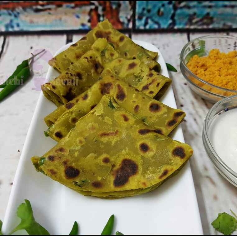 Photo of Avocado Paratha by Dr.Shubhangi Kumbhar at BetterButter