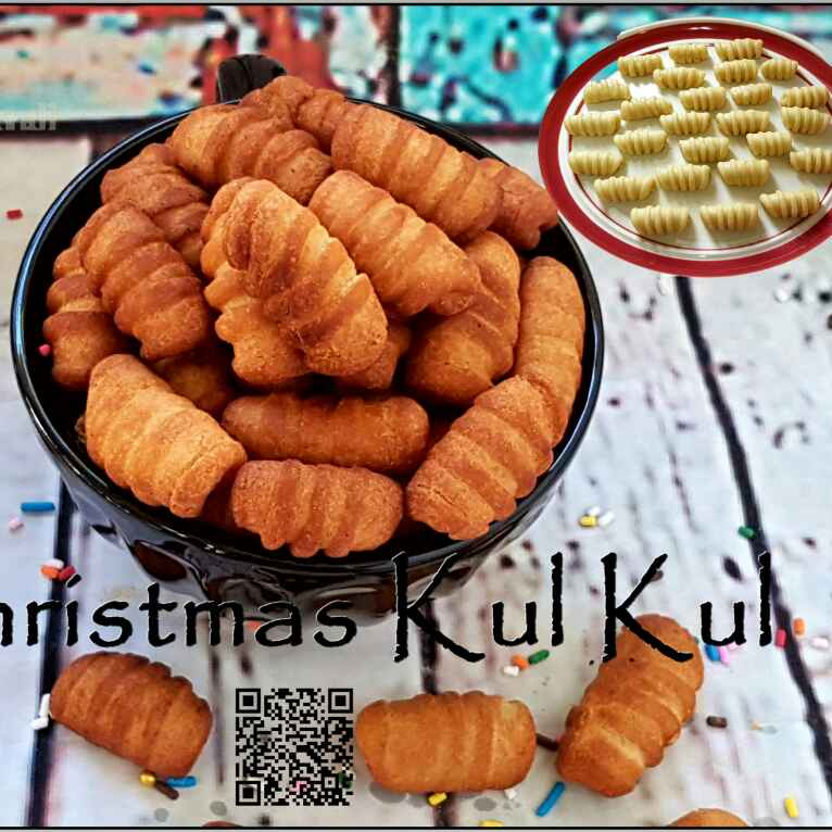 Photo of Kulkuls / Goan Christmas Cookies by Dr.Shubhangi Kumbhar at BetterButter
