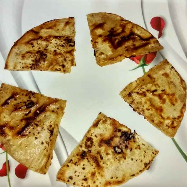 How to make Left over roti papdi chat