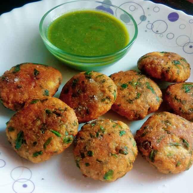 How to make Falahari veg cutlet