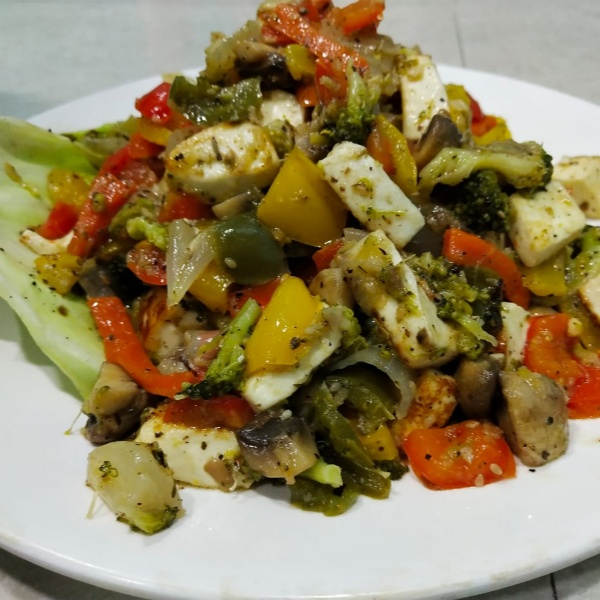 Photo of VEGAN STIR FRY by VIDHI AGARWAL at BetterButter
