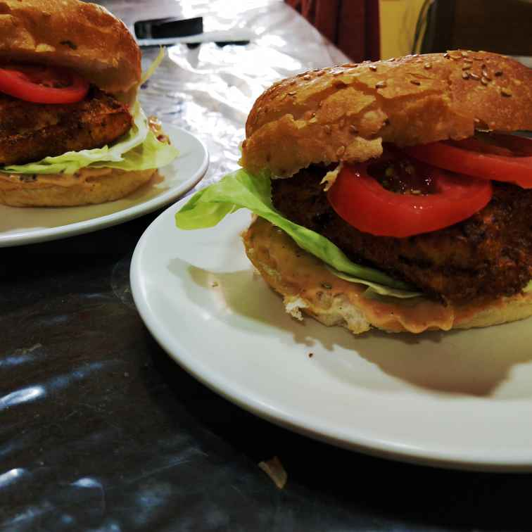 Photo of paneer zinger by VIDHI AGARWAL at BetterButter