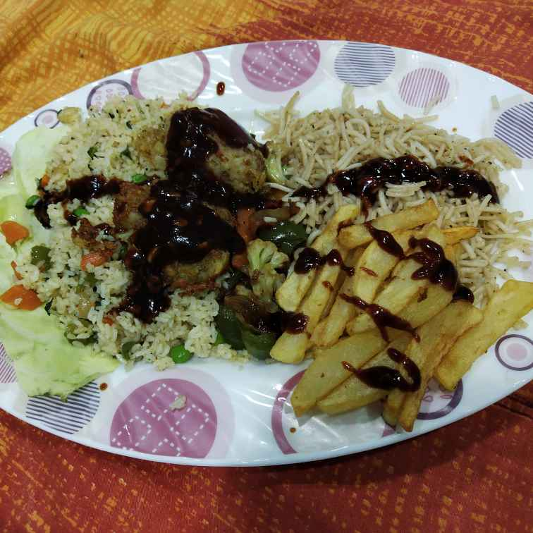 Photo of Indo chineese sizler with woostershine sauce by VIDHI AGARWAL at BetterButter