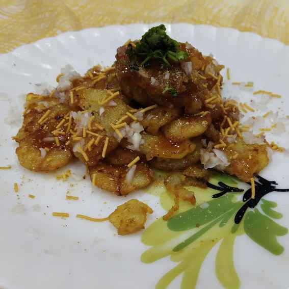 Photo of Aloo chaat by VIDHI AGARWAL at BetterButter