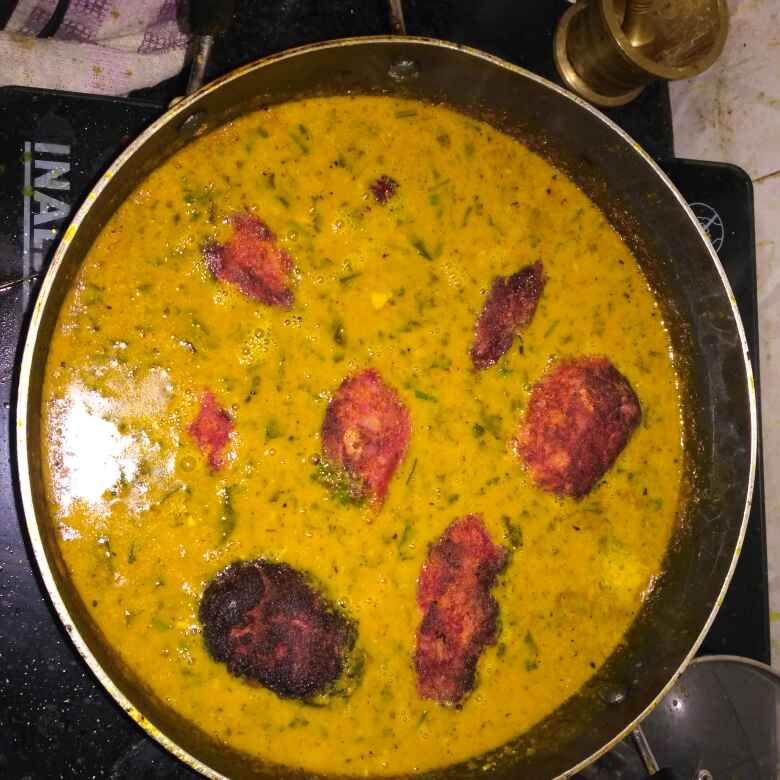 How to make Beetroot malai kofta curry