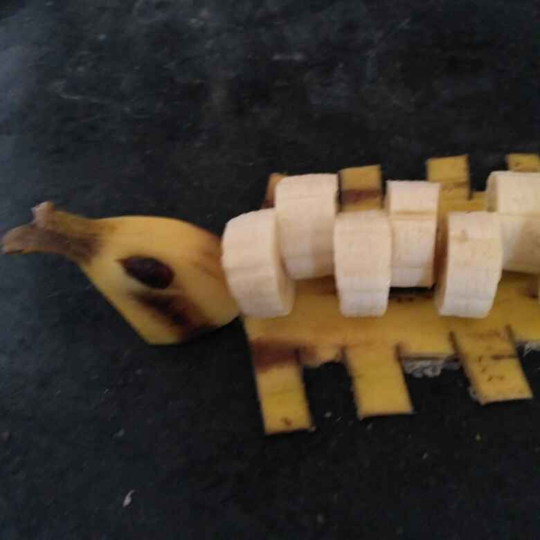 Photo of Ripe banana dolphin by shweta singh at BetterButter