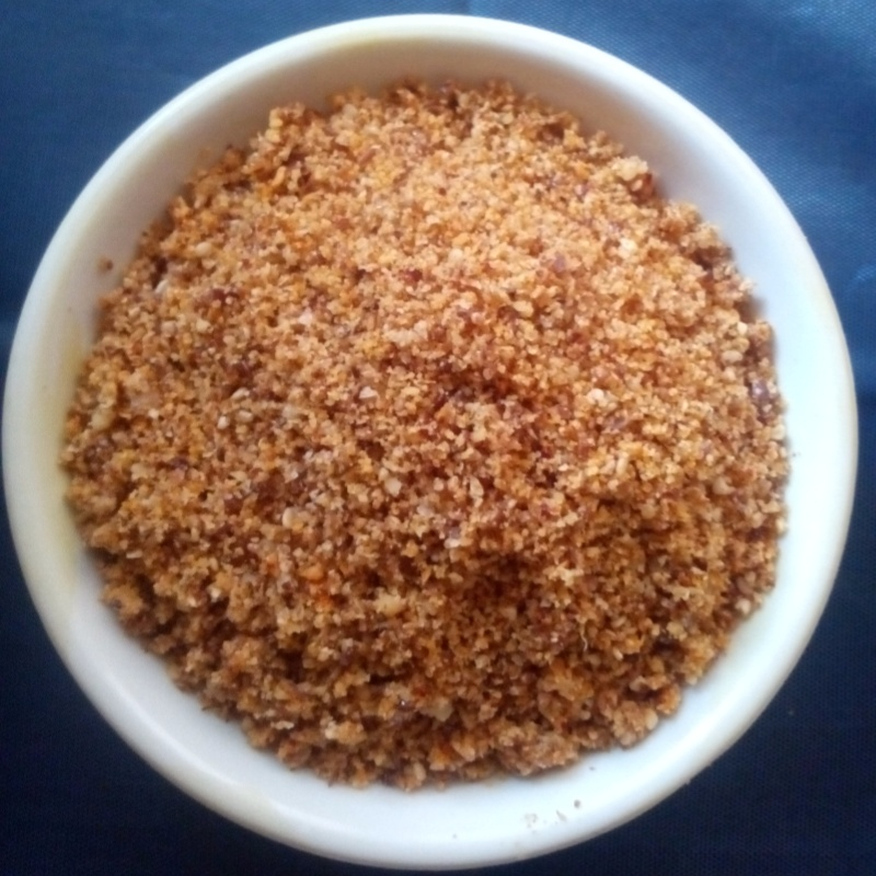 How to make Flaxseeds ( alsi) Chutney