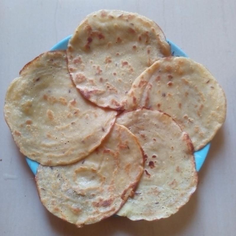 How to make Rice cheele