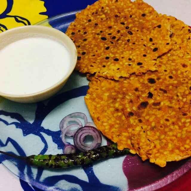 How to make Mogar ki poori