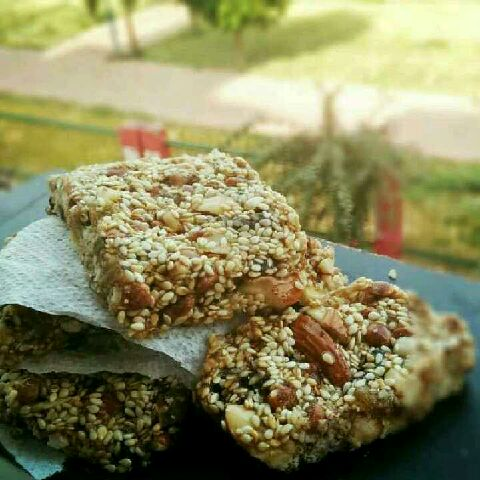 How to make Sesame Nuts Bar