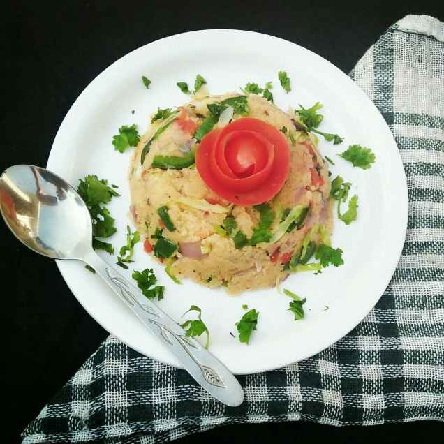 How to make Vegetable upma