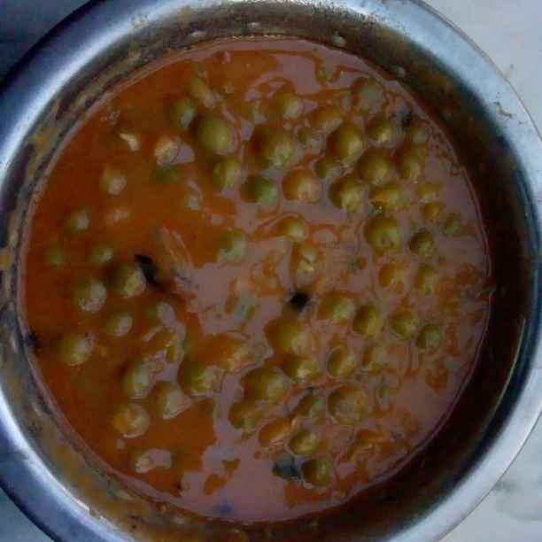 Photo of Peas masala for vada and bajji by shyamala devi at BetterButter