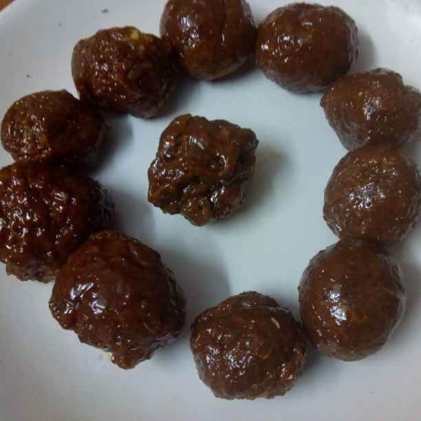 Photo of Cocunut jagery candy by shyamala devi at BetterButter
