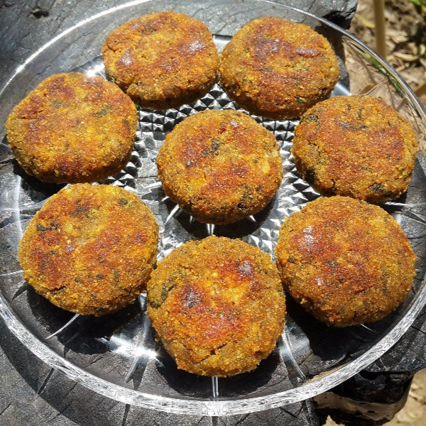 How to make Raw Banana Mixed Dhal Cutlet