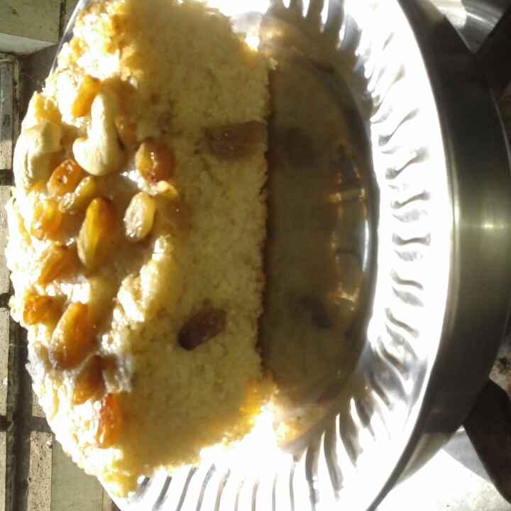 Photo of Suji Cake without Oven by Shyamali Mukherjee at BetterButter
