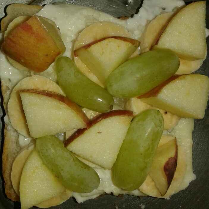 Photo of Bread Sandwich with fruits by Shyamali Mukherjee at BetterButter
