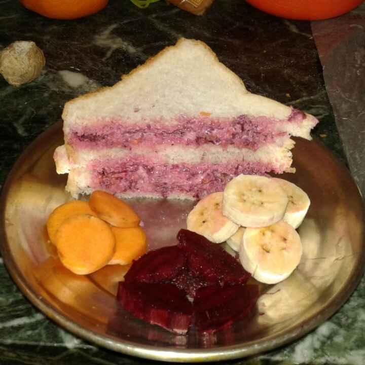 Photo of Curd Sandwich by Shyamali Mukherjee at BetterButter