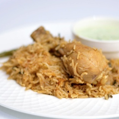 Photo of Chicken Junglee Pulao by Shyamali Sinha at BetterButter