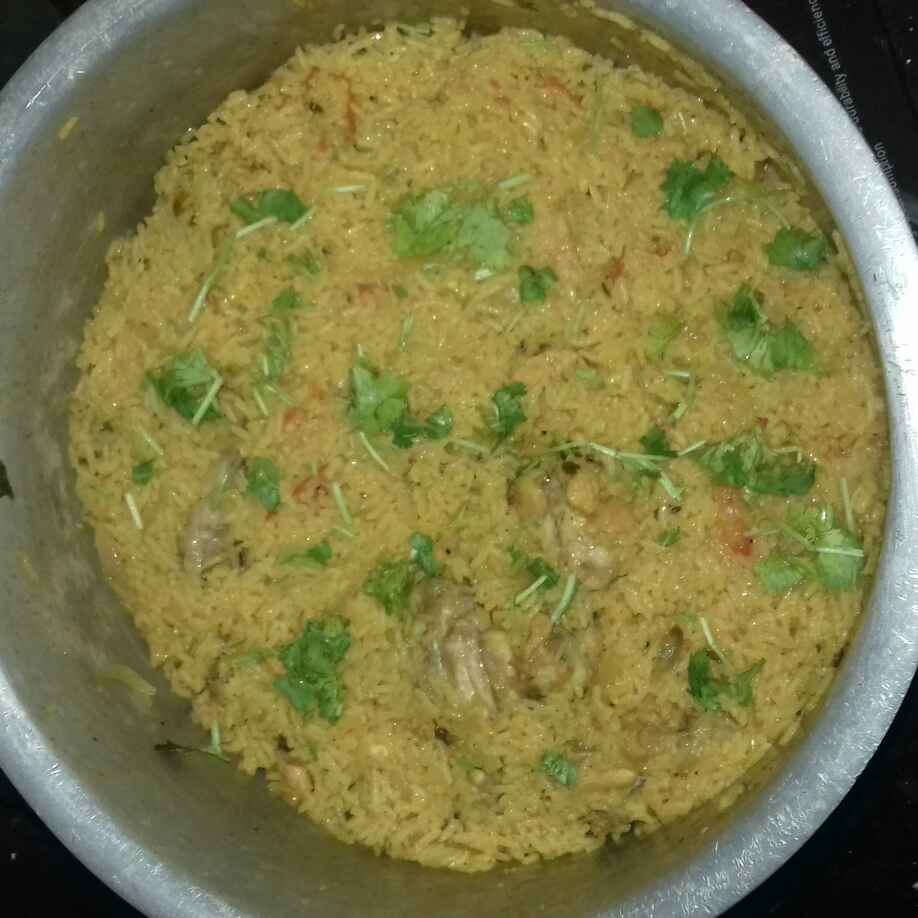 Photo of Chicken biriyani by Sidhara Adam at BetterButter