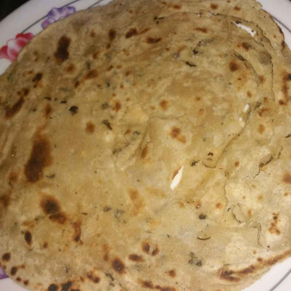 Photo of Lachha paratha by Silki Saluja at BetterButter