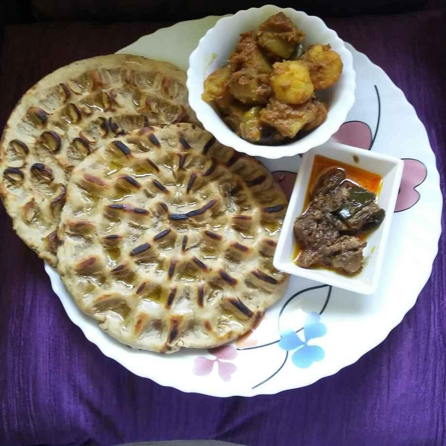 How to make Khooba Roti