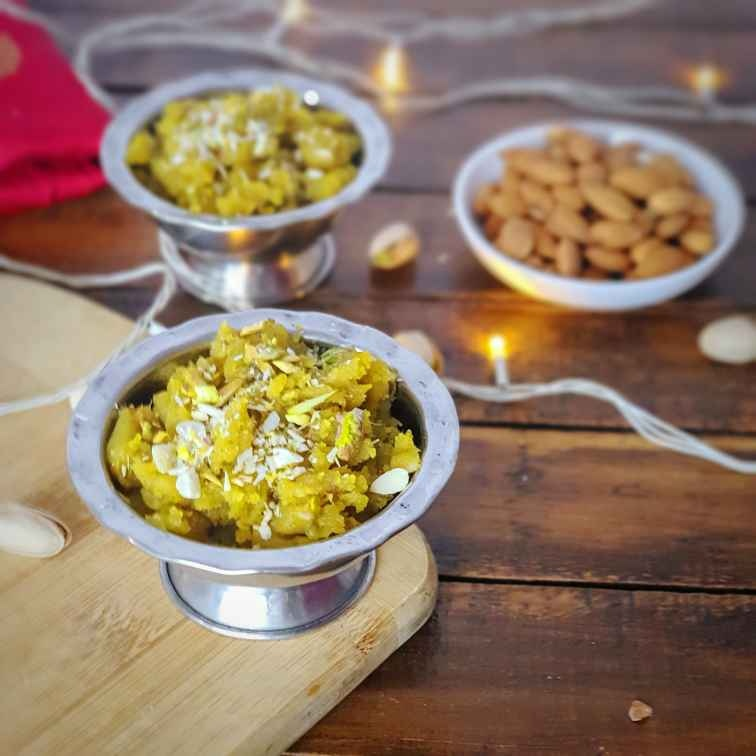 Photo of Sweet potato Halwa by Simple Recipez at BetterButter