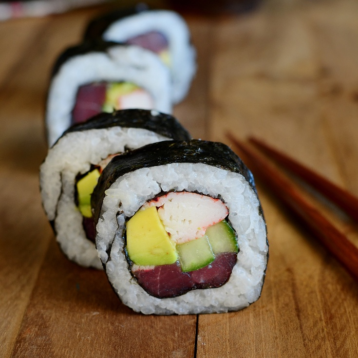 Photo of Veg California Roll by Simply Sushi at BetterButter