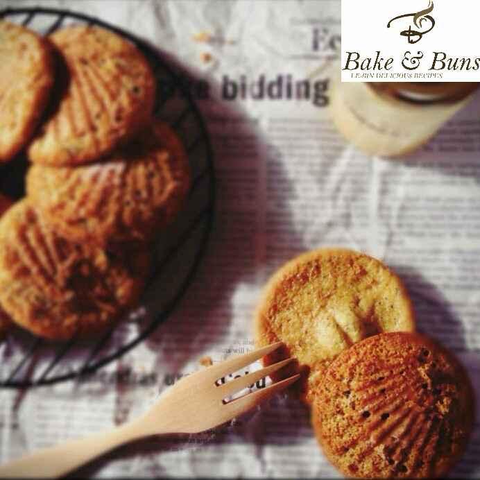 Photo of Whole wheat honey tea madeleine cookies by SIMRAN GUPTA at BetterButter