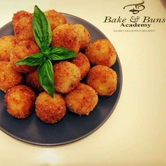 How to make Spicy Cheese Balls