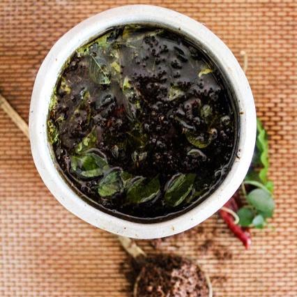 How to make Vepampoo Rasam (Neem Flower Rasam)