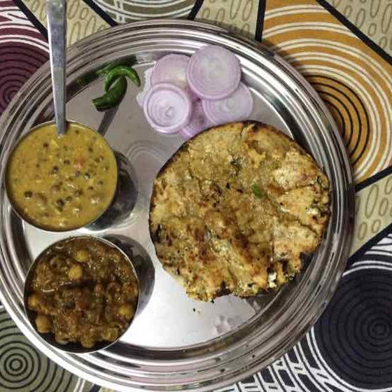 How to make punjabi thali