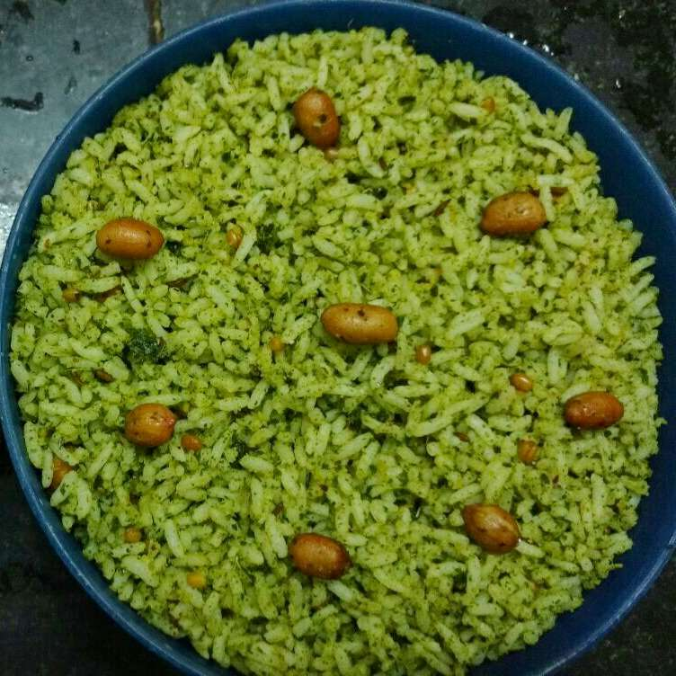 Photo of Curry Leaves Rice - Quick and easy by Sivasakthi Murali at BetterButter