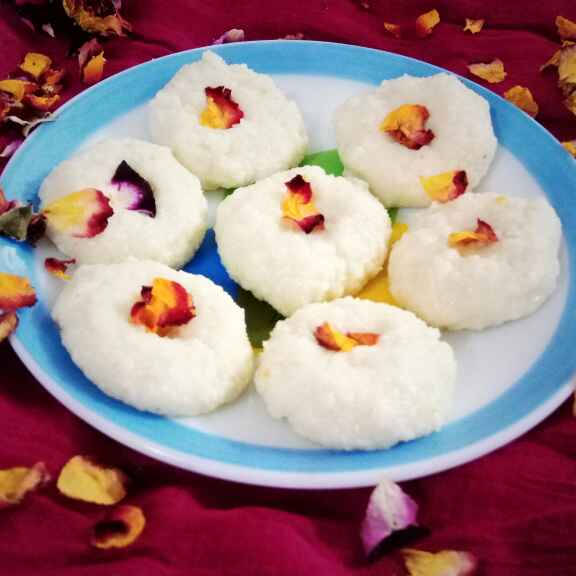 Photo of Gulab sandesh by Smita Parmar Rawat at BetterButter