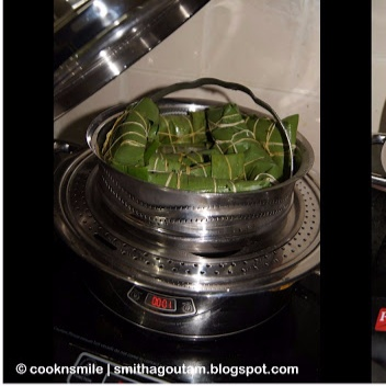 Photo of Steamed Fish in Banana Leaf by Smitha Goutam at BetterButter