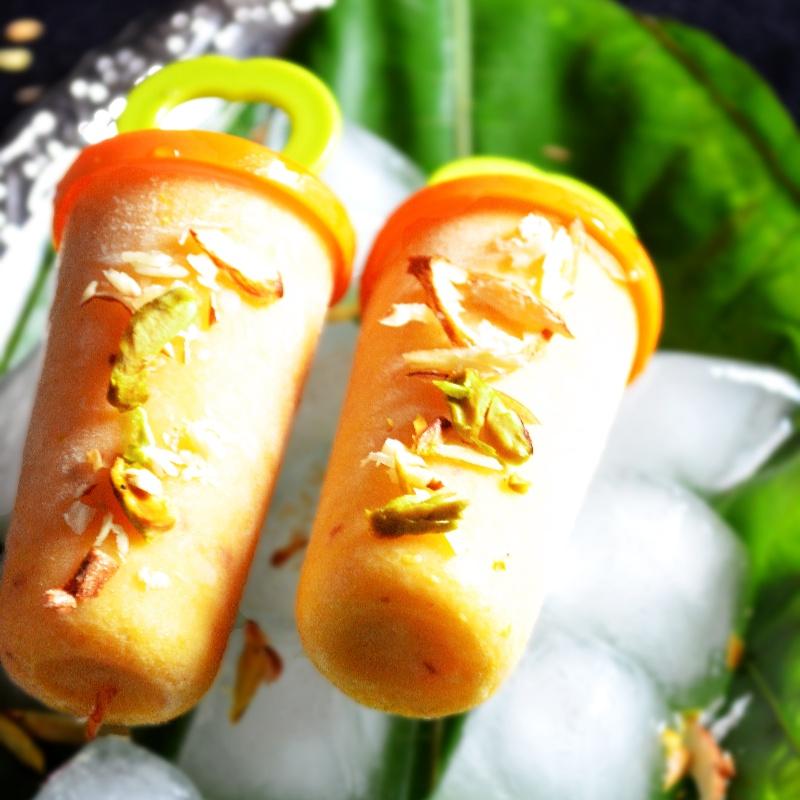 Photo of Mango Oats Kulfi by Smitha Kalluraya at BetterButter