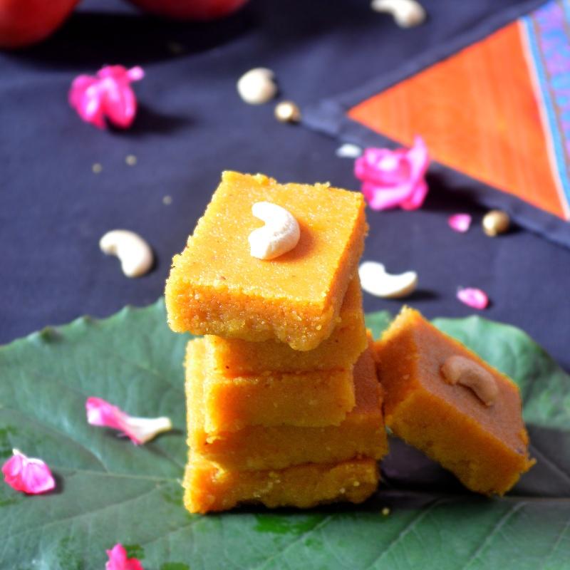 Photo of Mango Rava Halbai by Smitha Kalluraya at BetterButter