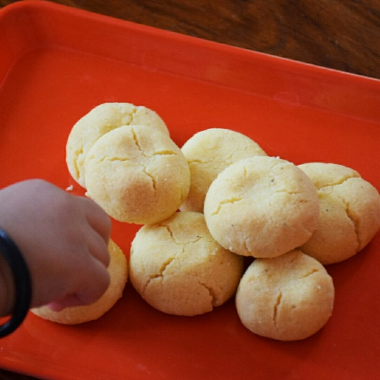 How to make Bakery Style Nan Khatai