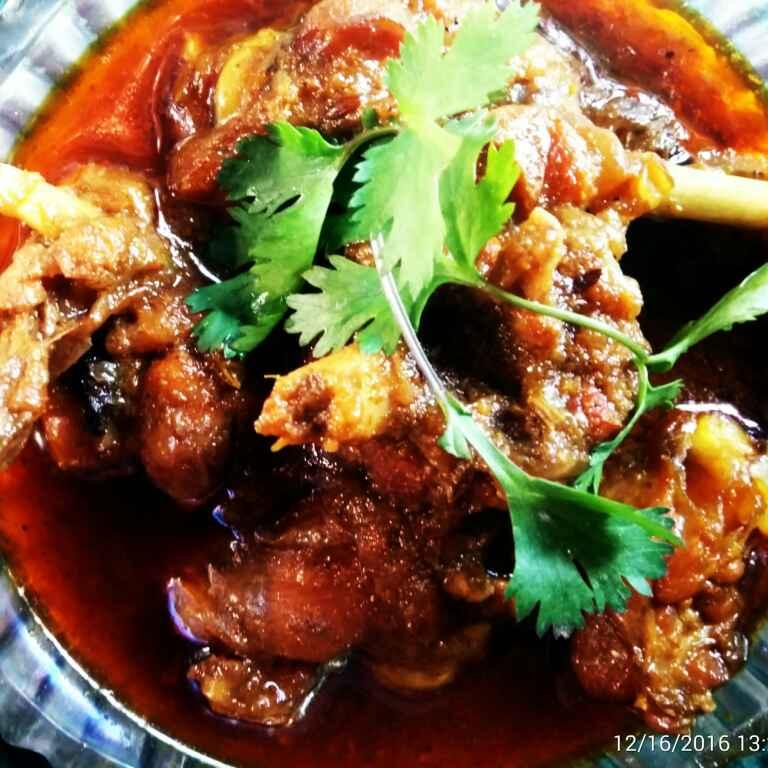 Photo of Kadai Chicken Curry by Smriti jha at BetterButter