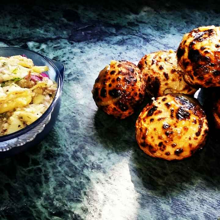 How to make Litti Choka