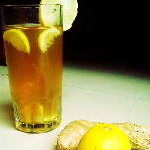 Photo of Ginger and Lemon Tea. by Smriti jha at BetterButter
