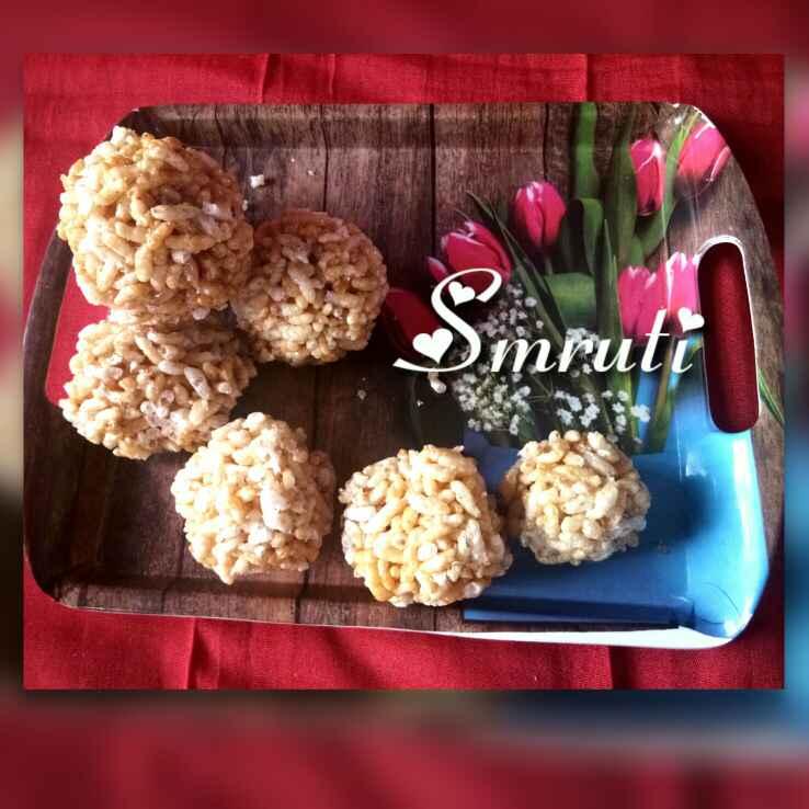 Photo of Puffed Rice Laddu by Smruti Rana at BetterButter