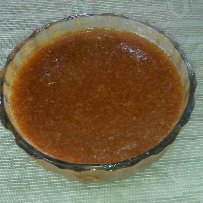 Photo of Nimbu ki khatti mithi chutney by Smt Veena Saraf at BetterButter