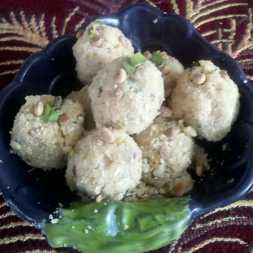 How to make Mava aur nariyal bura ke laddu