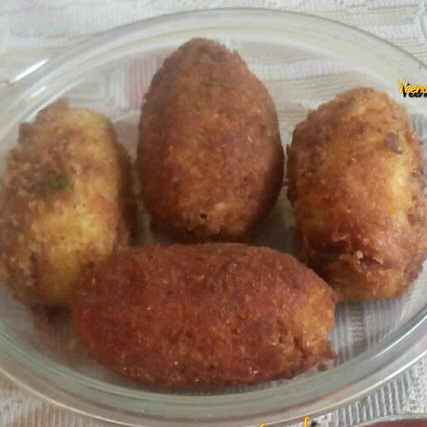 How to make Bread aur aalu ke snacks