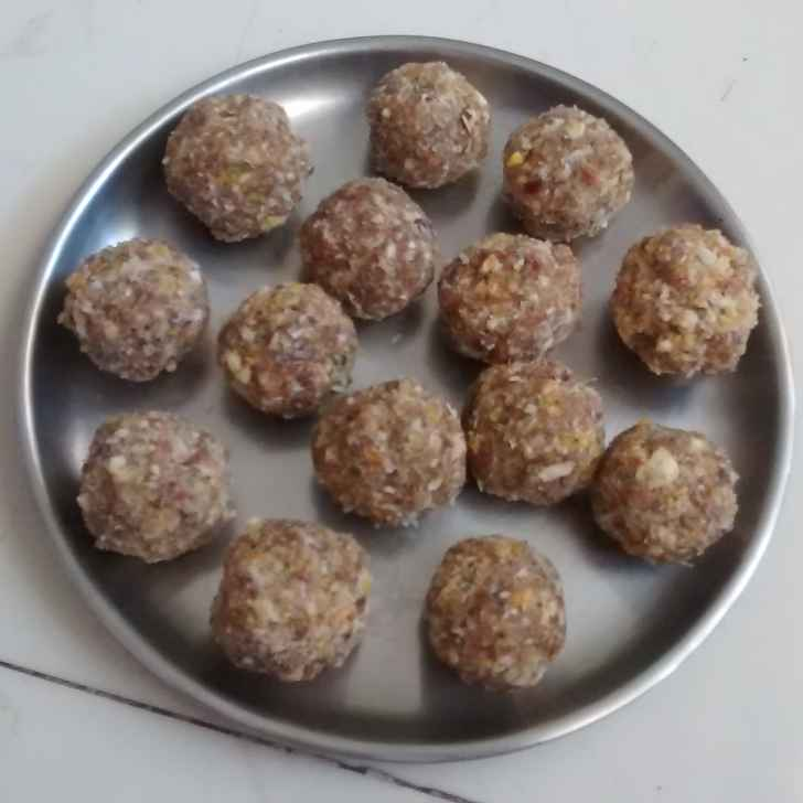 Photo of LADOO by Sneha Adhav at BetterButter