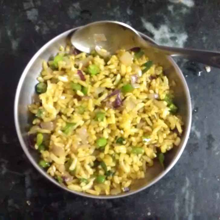 Photo of Kurmure pohe by Sneha Adhav at BetterButter