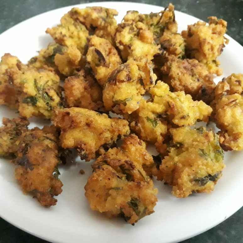 Photo of Rice pakoda by Sneha Adhav at BetterButter