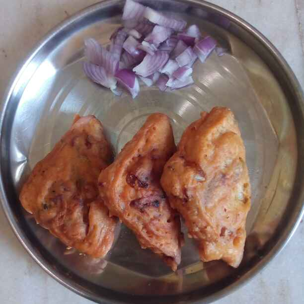How to make బ్రెడ్ బజ్జి