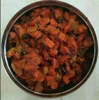 Photo of Carrot fry by sneha gilla at BetterButter